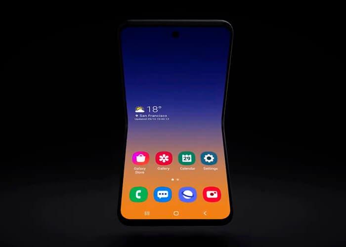 ¿Samsung acaba de confirmar el diseño de su próximo móvil plegable?