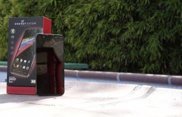 KitKat para los Energy Phones