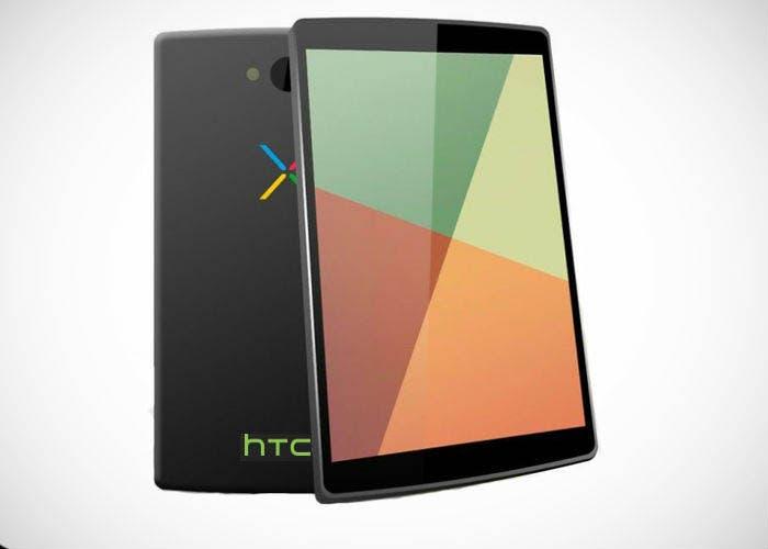 Nexus 9 concepto