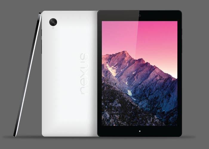 Nexus 9 para el 15 ó 16 de octubre