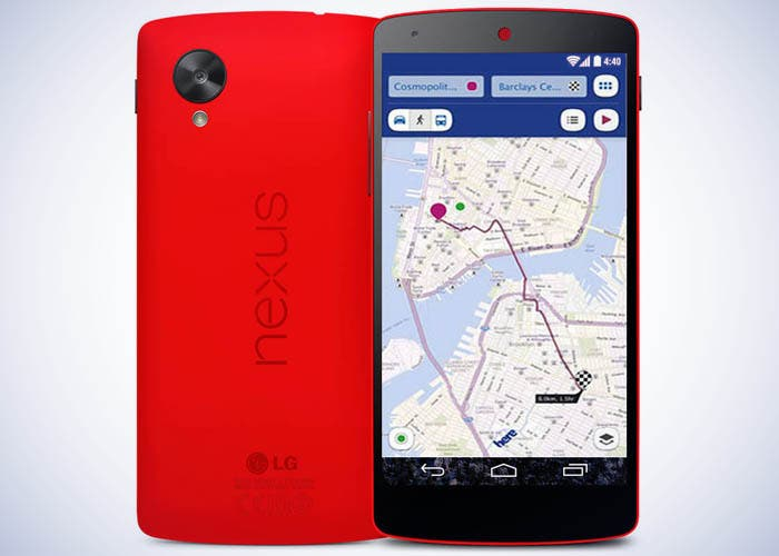 Nokia Here Maps para Android