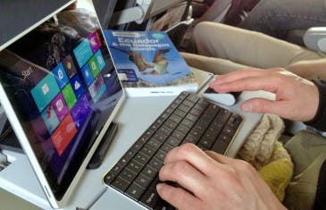 """Adios al """"Modo Avion"""", via libre para el uso pleno de moviles y tablets en los aviones"""