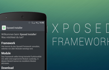 Tutorial – Modifica Android Xposed Framework