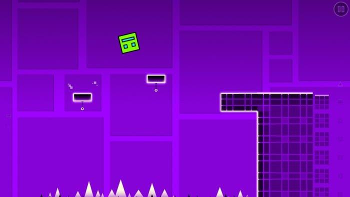 geometry dash el juego más adictivo de android www proandroid com