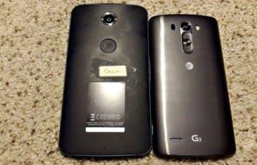 Motorola Shamu se deja ver junto a un LG G3