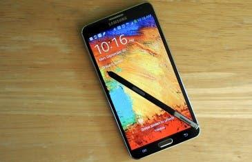Los primeros Samsung Galaxy  Note 4 tienen fallos en la fabricación