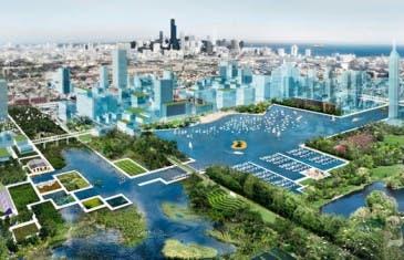 """""""Google 2.0"""" la nueva idea alocada de construir ciudades y aeropuertos inteligentes de Google"""