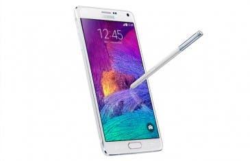 Samsung Galaxy Note 4 ya a la venta
