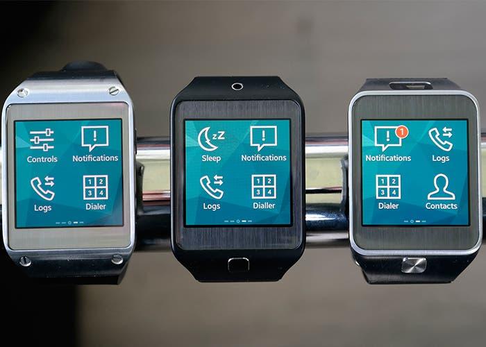 Algunos Samsung Gear