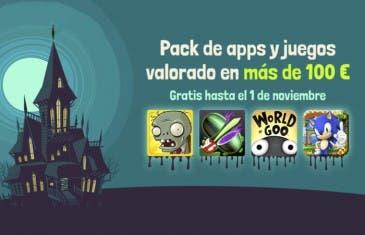 Amazon celebra Halloween regalando 40 apps valoradas en 100 euros