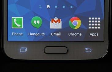 Samsung comienza las pruebas con Android L en el Samsung Galaxy S5