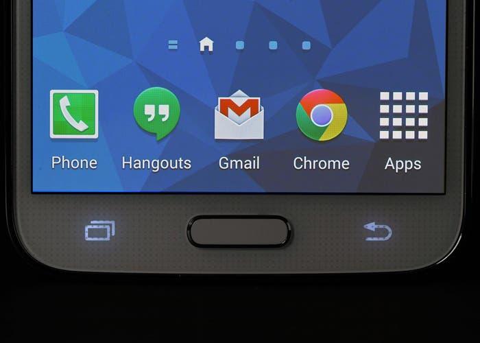 Android L en Samsung Galaxy S5