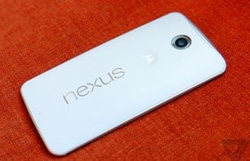 Google Nexus 6 a la venta en Amazon España
