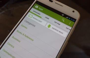 La seccion Chromecast de Google Play recibe un nuevo nombre