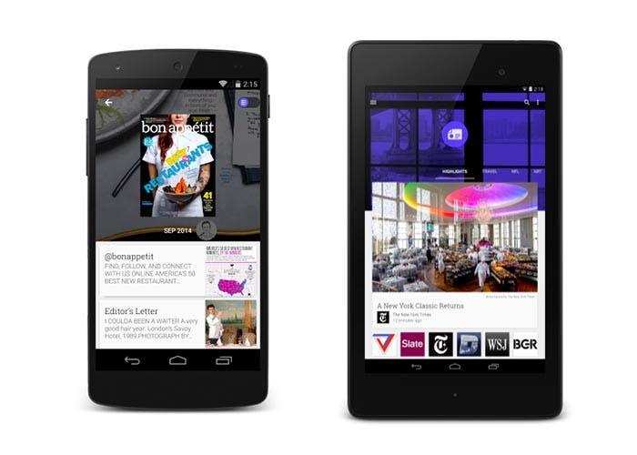Capturas de pantalla de Google Play Kiosco