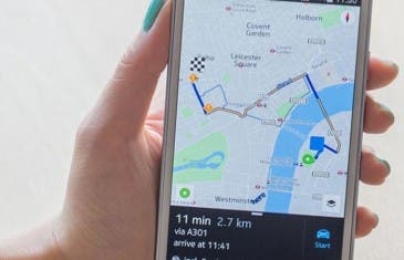 Nokia HERE Maps para Android, ya disponible