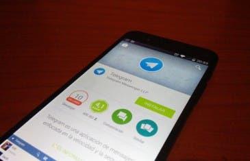 Nueva actualización de Telegram: optimización para tablets y envío de videos
