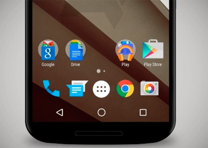 Iconos Android L