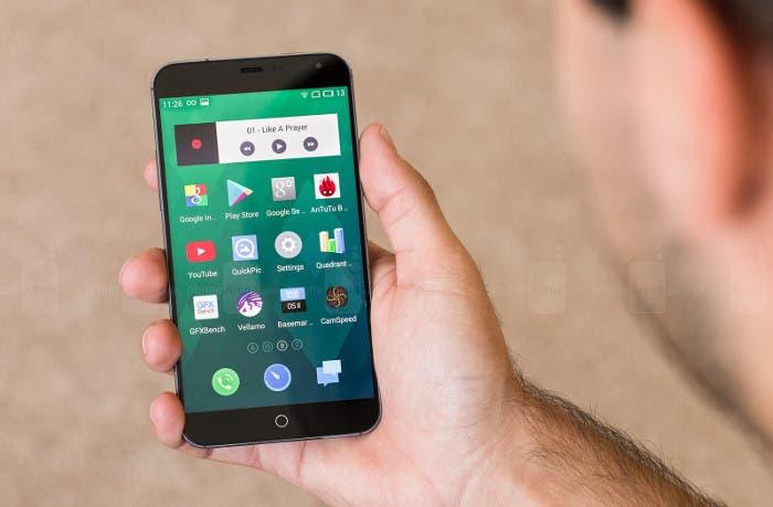 Meizu MX4 añade Play Store y español en su última actualización