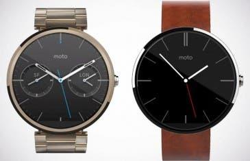 Dos nuevos colores para el Motorola Moto 360