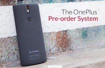 OnePlus abrirá una nueva ventana de pre-reservas el 17 de noviembre