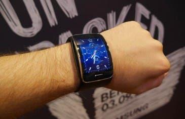 Samsung Gear S ¿17 de octubre a la venta?