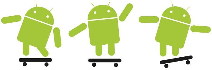 El robot de Android se llama Andy, en honor a Andy Rubin
