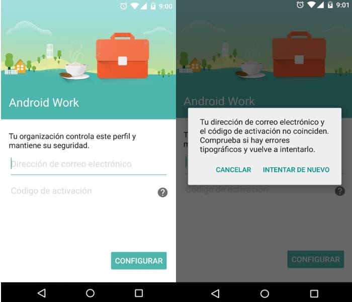 Android Work, nueva aplicación para empresas en Android 5.0 Lollipop