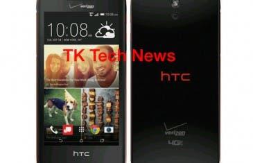Filtrado el HTC Desire 612: vuelve el aluminio a la gama media