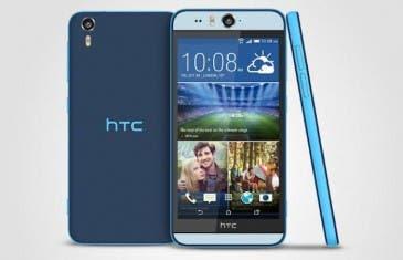 HTC Desire Eye, el smartphone de los selfies
