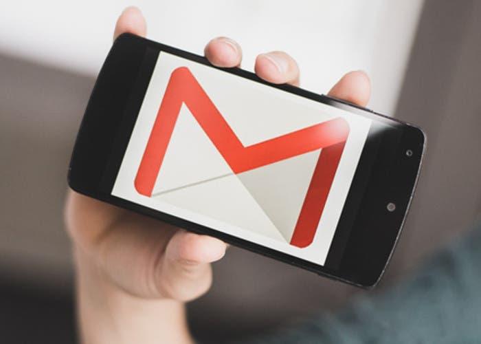 Disfruta de Gmail 5.0 Material Design si eres root