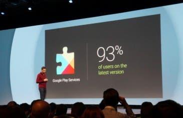 Nueva actualización de Google Play Services con interesantes novedades
