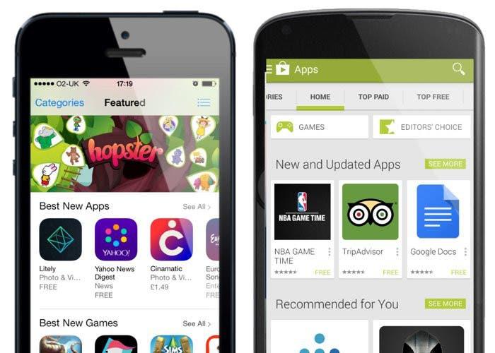 Google Play permitirá probar aplicaciones y juegos antes de comprarlos