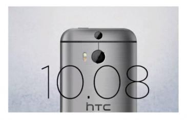 HTC confirma con una imagen un evento para el 8 de octubre