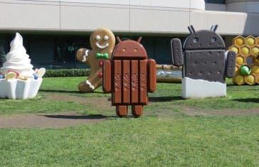 Licorice (Regaliz) podría ser el nombre de Android L
