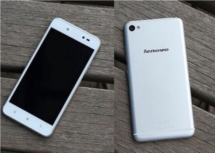 Lenovo Sisley, smartphone Android con el diseño del iPhone 6