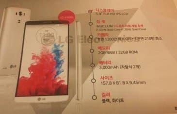Una imagen del LG F490L confirma la incorporacion del primer SoC Octa-Core de LG