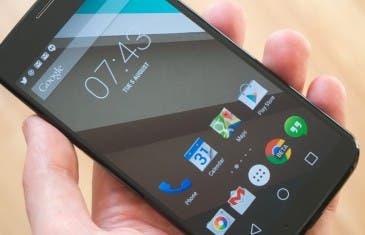 Falso, no existe un Motorola Moto G con Android L