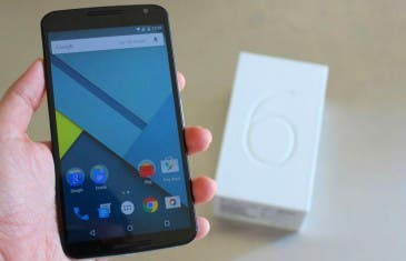 Nexus 6, toda la información