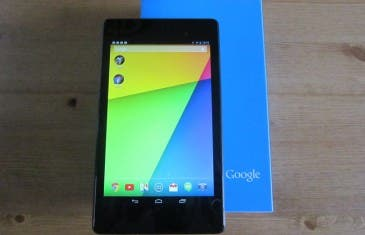 Nexus 7 (2013) ya dispone de Android 4.4.4 KitKat