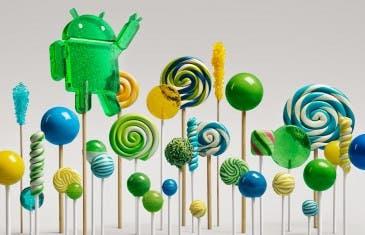 ¿Qué dispositivos se actualizarán a Android 5.0 Lollipop?
