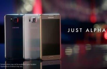 Primeras imágenes del Samsung Galaxy Alpha A3 y A5