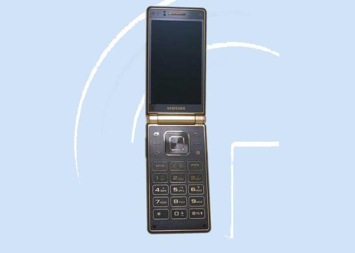 Samsung Galaxy Golden 2, potente smartphone Android de tapa