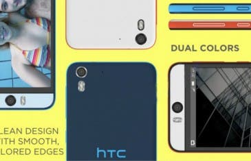 Filtrado el HTC Desire Eye, con 13 megapíxeles de cámara frontal