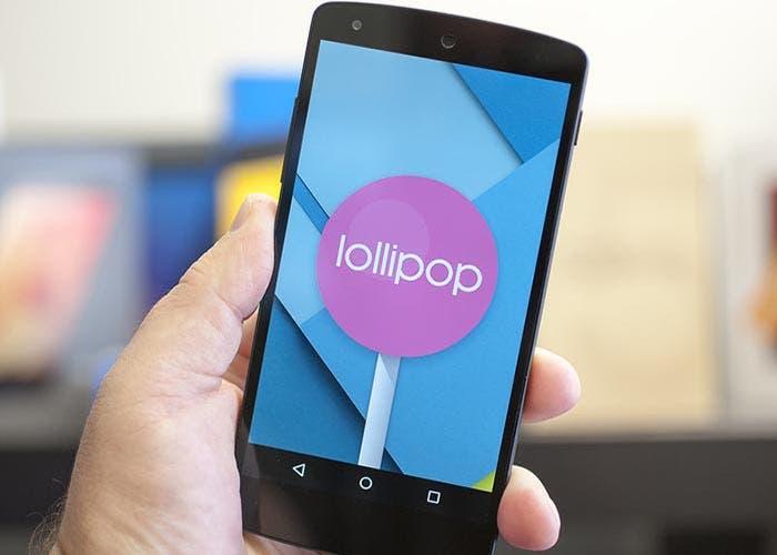 Imagen de Android 5.0 Lollipop