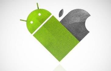 Porqué preferimos un terminal con Android a iOS