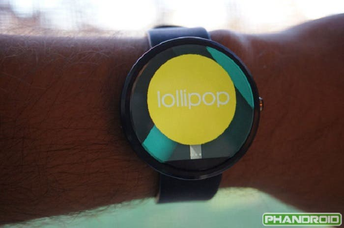 Android_wear_5.0
