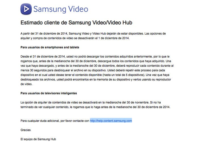 Samsung Video Hub