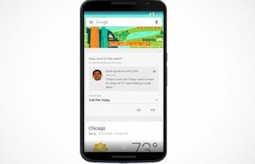 Google 4.0: Material Design, integración directa y mucho más