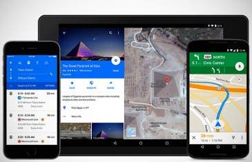 Ya disponible el APK de Google Maps 9.0 con Material Design